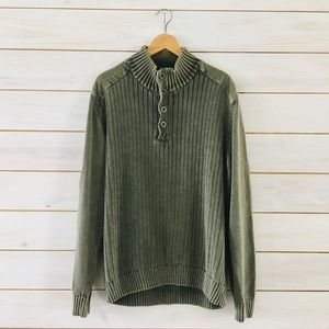 F/X Fusion Large Men's pullover sweater